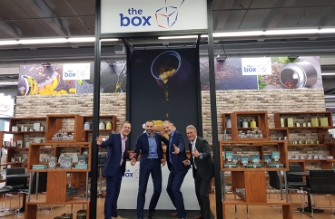 The Box auf Ambiente 2020